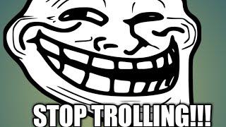 I tried to troll #Roblox