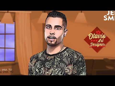 Animado - Jerry Smith - Vou Falar Pra Tu Otavio Art Designer Animação