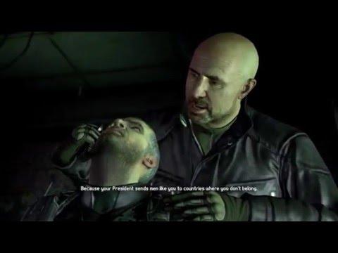 Splinter Cell: Blacklist  Cut Carlo Rota