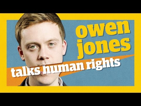 The Human Rights Act: myths and realities | Owen Jones talks...
