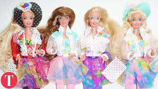 Strangest Barbies Ever
