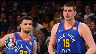 Nikola Jokic-Jamal Murray reminds Chauncey Billups of Chris-Webber-Mike Bibby | NBA Countdown