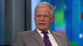 Letterman on Johnny Carson