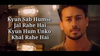 Faaslon Mein Lyrics   Baaghi 3   Sachet Tandon   Parampara   Tiger S, Shraddha K, Ritesh D  