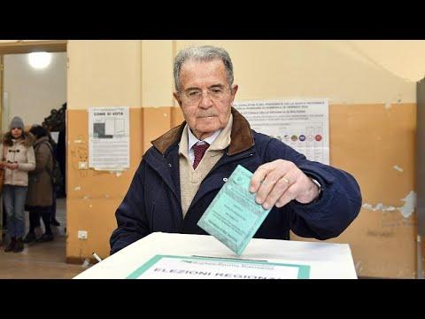 Italia: Coronavirus no impide votaciones