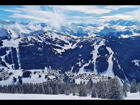 Les Gets Ski Resort France