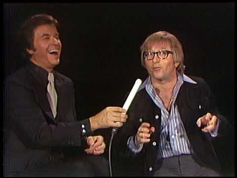 American Bandstand 1976- Interview Arte Johnson