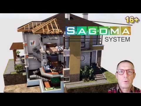 Строительная система САГОМА