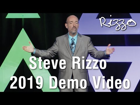 Steve Rizzo 2019 Demo Video