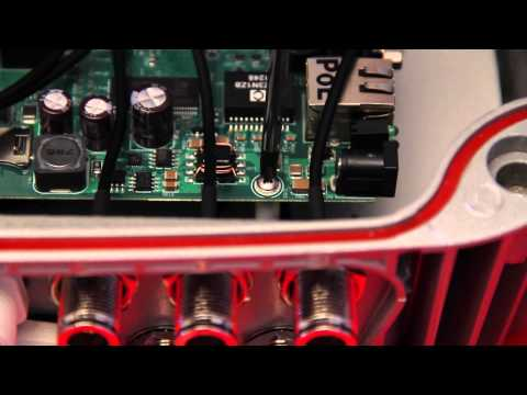 StationBox ALU Carrier Class - RouterBoard RB435 Integration