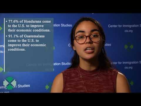 Immigration Brief: Central American Economic Migration