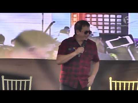 Bong Go, Philip Salvador debuts Kris Aquino joke in Bulacan sortie