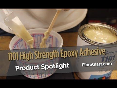 1101 Epoxy Paste Bonding Adhesive