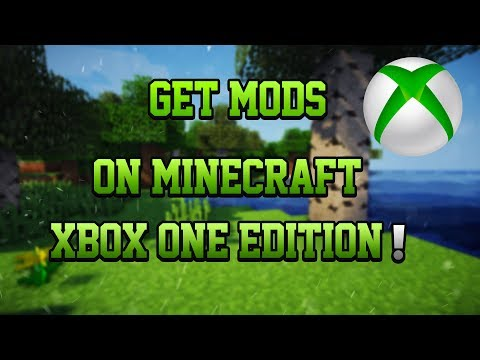 How To Get *MODS* On Minecraft Xbox One Edition! (Easiest Method!)