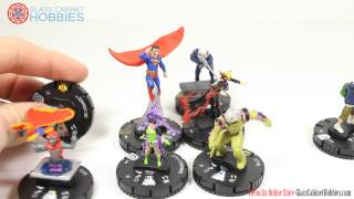 Heroclix Team Building Superman & the Legion of Super-Heroes