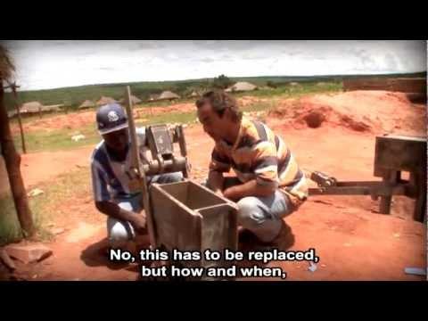 Angola Sen a skutečnost