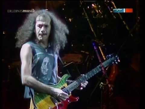 Santana & Buddy Miles - Berlin 1986