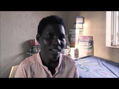 南スーダン:ジェンダーに基づく暴力の被害を受けた人たちへのサポート