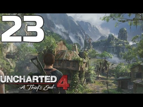 LIBERTALIA!!! - Uncharted 4 (Schwer) #23! [Deutsch/HD] - A Thief's End!