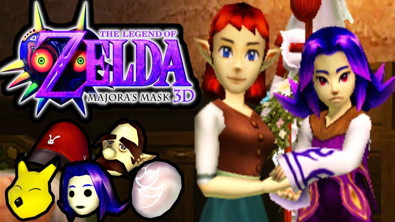 The Legend of Zelda: Majora's Mask FAQ/Walkthrough for ...