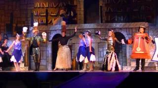 PT Musical 2011 - Beauty & the Beast - Human Again