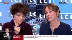 L'interview politique de Ségolène Royal