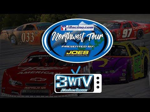 |iRacing NorthWest Tour| Race 13: Lucas Oil Speedway (Double Header Weekend)