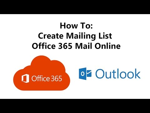 how-to-create-mailing-list---office-365-online
