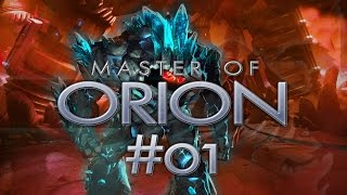 Master of Orion #01 Stealth Silicoids - Let's Stream