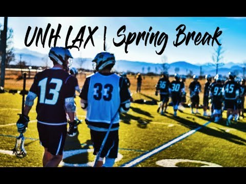 Spring Break 2017 - UNH Lacrosse