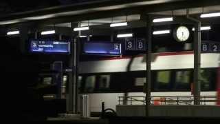 SBB CFF FFS * TPF * MVR-MOB * Trains du soir - Züge am Abend - Evening Trains