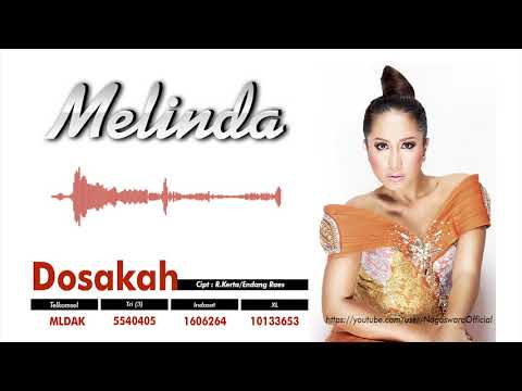 Melinda - Dosakah (Official Audio Video)