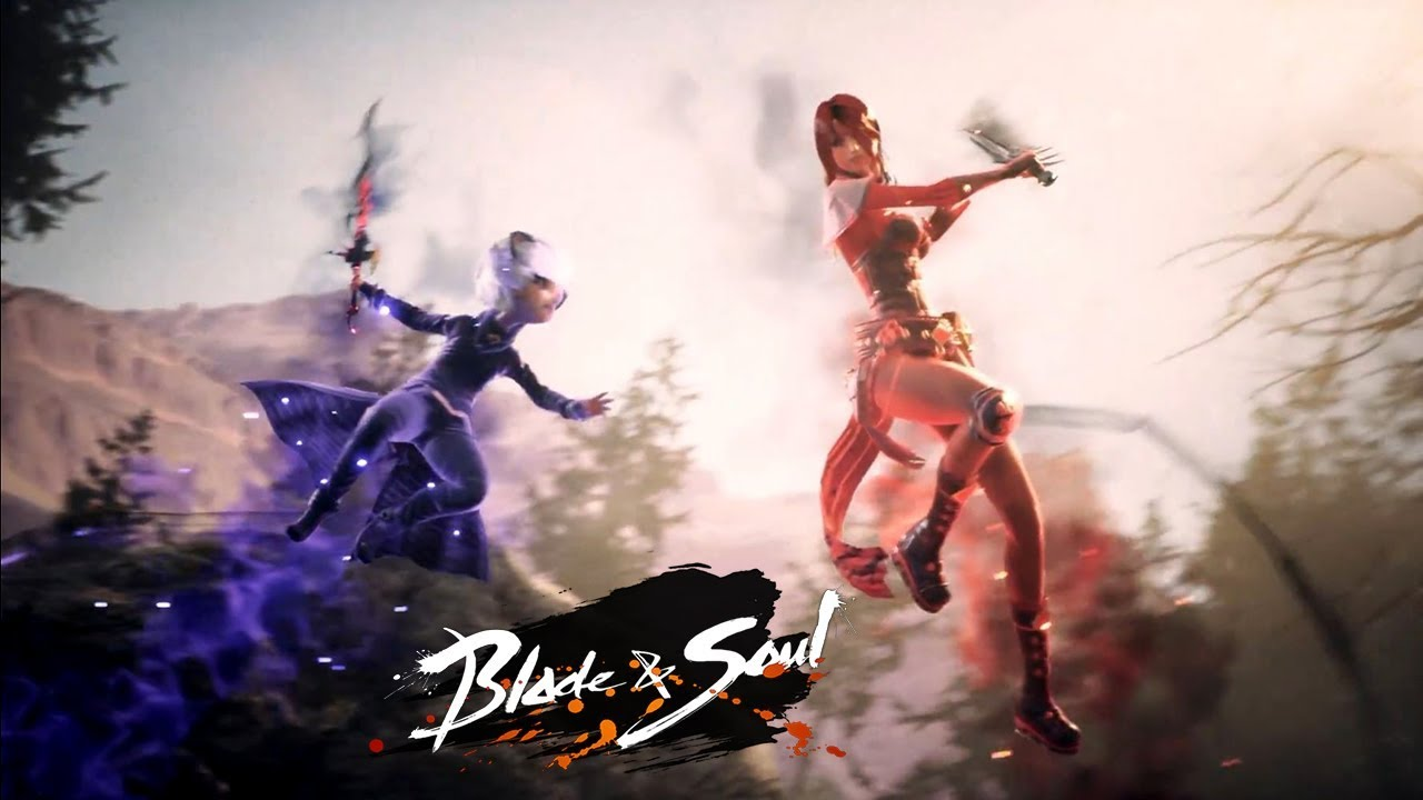 Blade And Soul KR - Class Awakening Start of Change Cinematic Trailer