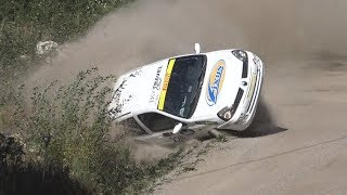 -Kaasua! 8- Finnish Rally Crashes 2018