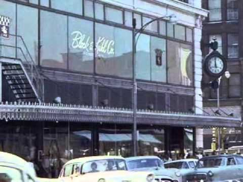 WIRL 1961 Downtown Peoria
