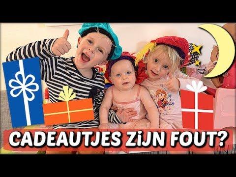 GEEN PAKJES AVOND😱 ( door Piet Snot) 🎁 | 2018 Sinterklaas Bonus Video