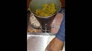 Gambar cover Samossa Making From Amba Equipments