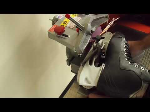 Wissota Skate Sharpeners: How To Sharpen Skates
