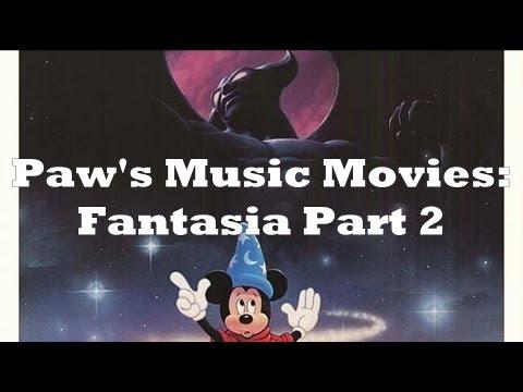 Paw's Music Movies  tasia Part 2