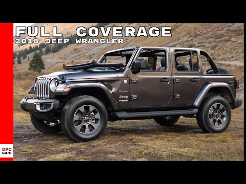 2018 jeep wrangler sahara rubicon test drive interior full coverage. Black Bedroom Furniture Sets. Home Design Ideas