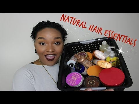 Natural Hair Essentials: Beginners Guide