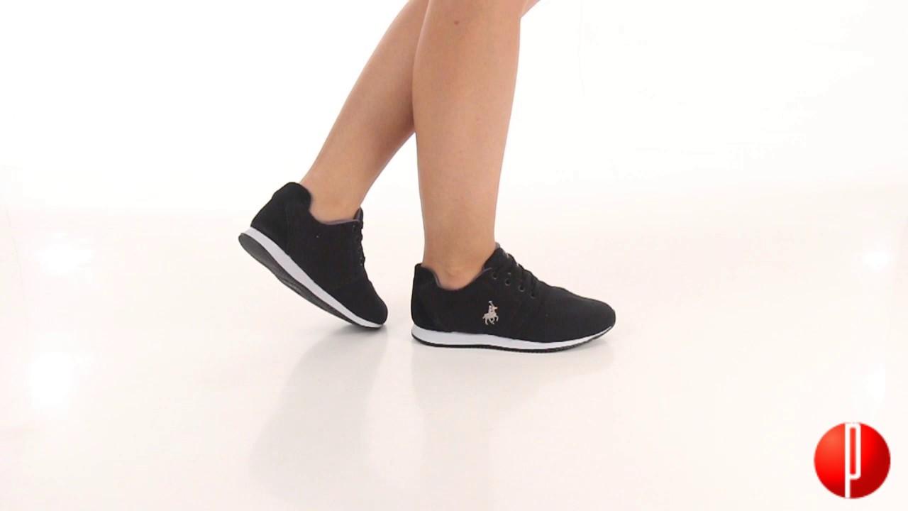 83bec082f Tênis Jogging Feminino Polo Royal - 7240194033 - YouTube
