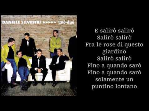 Daniele silvestri - Salirò TESTO