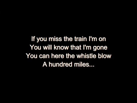 Five Hundred Miles Away From Home  Karaoke Track with Lyrics
