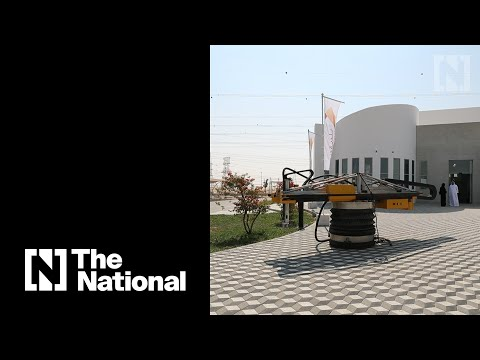 Largest 3D Printed Building Unveiled In Dubai