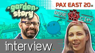 Garden Story Interview - Blossoming Into a Grand Adventure
