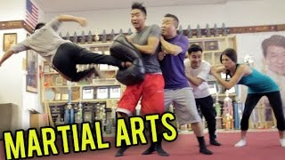 TOP 10 MARTIAL ARTS MOVES YOU SHOULD KNOW Thumbnail
