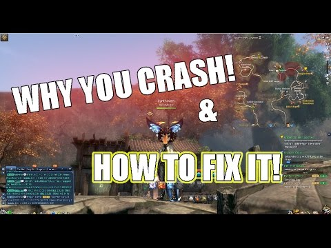 FIXING Blade and Soul Crashing!