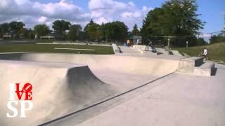 Saginaw Skatepark - Saginaw - MI