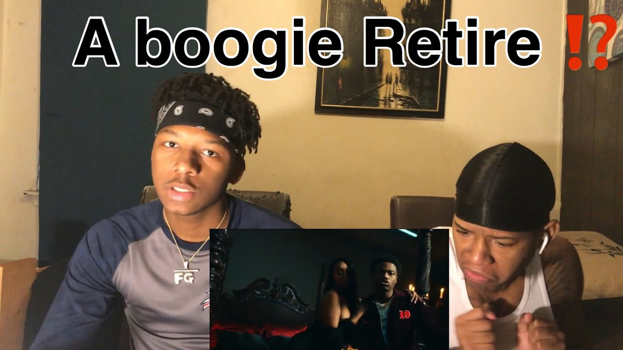 TWIN BROTHER Roddy Ricch - Tip Toe feat. A Boogie Wit Da Hoodie [Official Music Video] REACTION
